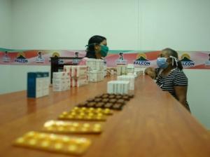Gobierno regional garantiza medicamentos a los falconianos
