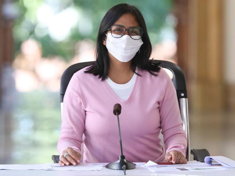 Venezuela registra 763 nuevos casos y cinco fallecidos por covid-19