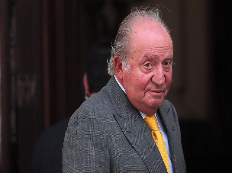 Juan Carlos I quiso ponerse al día con Hacienda y despierta sospechas