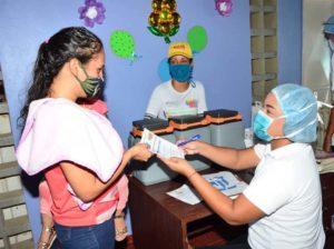 In the state of Sucre it is estimated to apply 120.596 doses of vaccination
