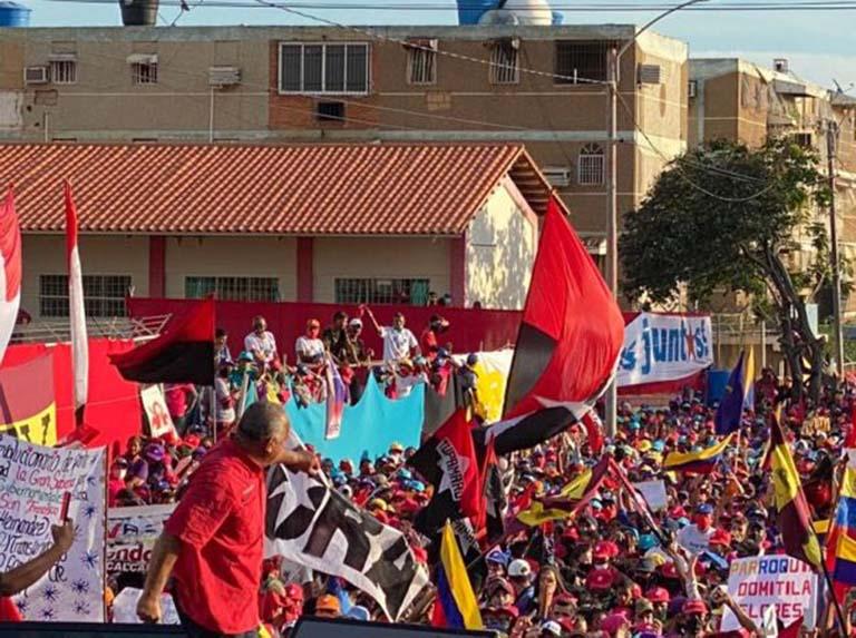 Cabello: la primera ley de la AN será para castigar a los enemigos del pueblo