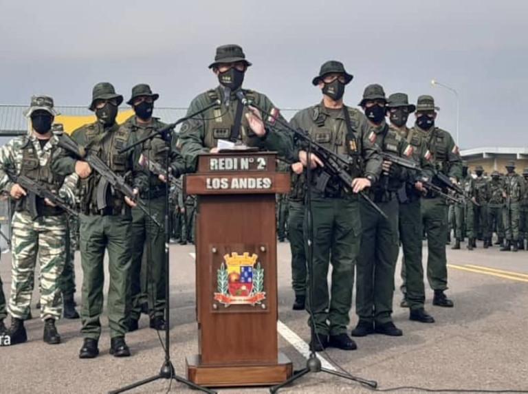 MG Ovidio Delgado: Venezuela se respeta y su soberanía no se negocia