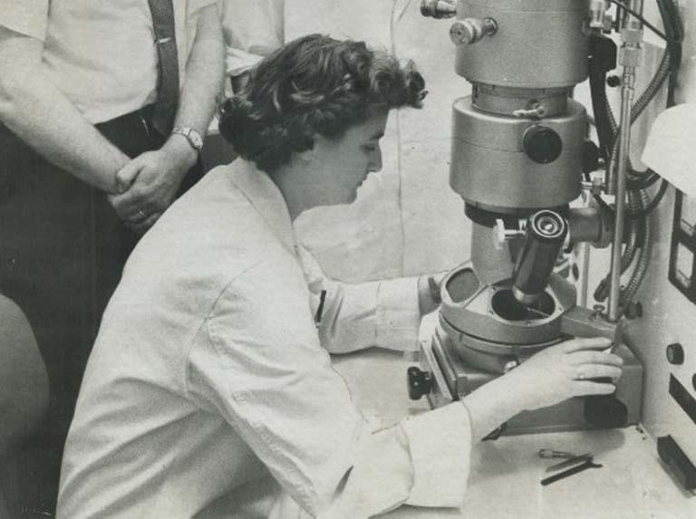 June Almeida, the woman who discovered the coronavirus 60 years ago