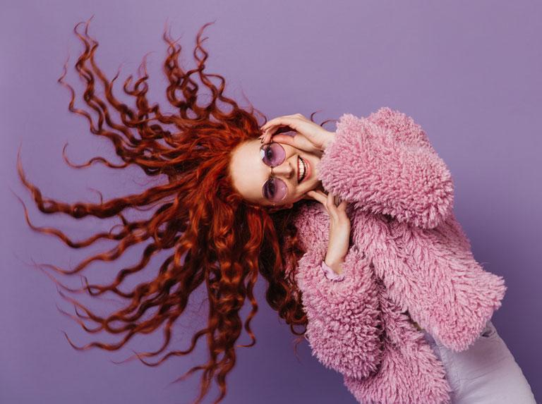 Dale color a tu cabello