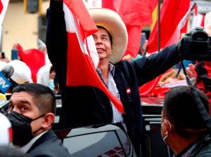 Junta Electoral confirma que proclamará a Pedro Castillo esta semana