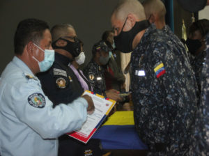250 La Guaira police officers receive promotion in the hierarchy