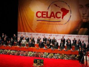 CELAC was born to unite with countries over differences