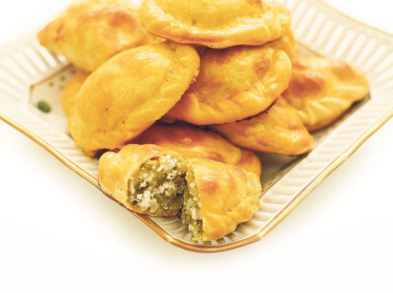Baked Zucchini Ricotta Patties